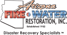 Arizona Fire & Water Restoration, Inc. logo