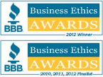 BBB Business Ethics Awards