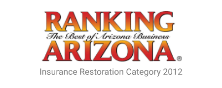 The Best of Arizona Business - Insurance Restoration Category 2012