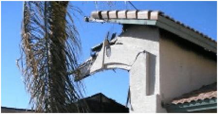 Fire damage - AZ Fire and Water Restoration