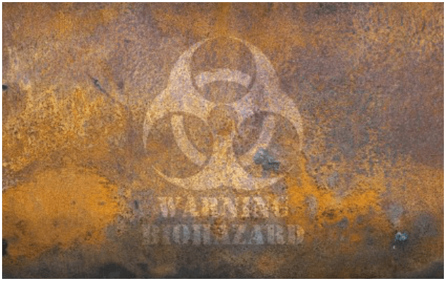 Warning Biohazard